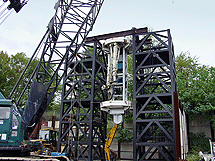Schiavone Construction Co LLC- Elevator Frame